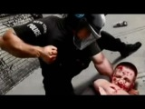 POLICE BRUTALITY (Slow Motion) -