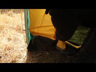 Кемпинговая палатка Greenell «Виржиния 4 v.2»
