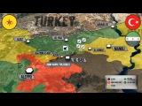 29 ноября 2016. Военная обстановка в Сирии. Сирийская армия наступает в Алеппо. Русс...