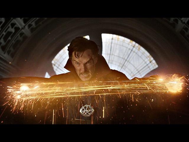Доктор Стрэндж - Лучшие Моменты - Подборка Драк, Смешных Сцен [Full HD 1080]