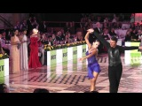Дорин Фрикатану и Марина Сергеева - Румба - 2016 World Championship Professional Latin