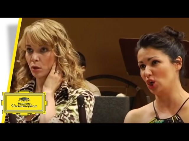 Anna Netrebko Elīna Garanča - Barcarolle - Offenbach (Official Video)