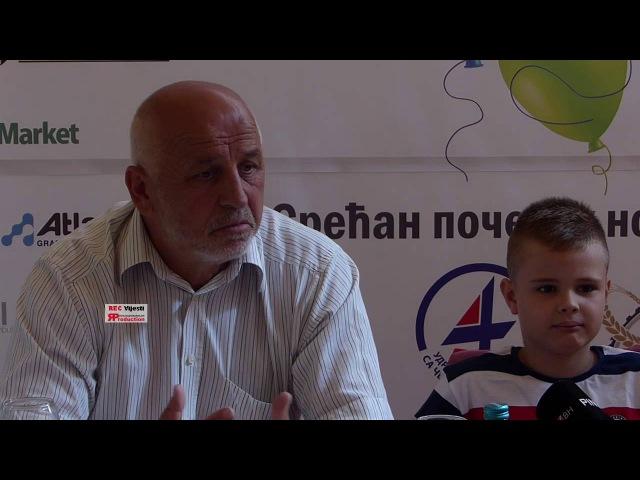 UUPRS i Udruženje4, realizacija projekta obezbjeđenje školskog pribora Press