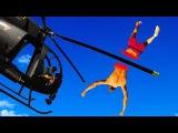 Приколы в играх WDF 7 Пилот от Бога! Смешные моменты из GTA 5