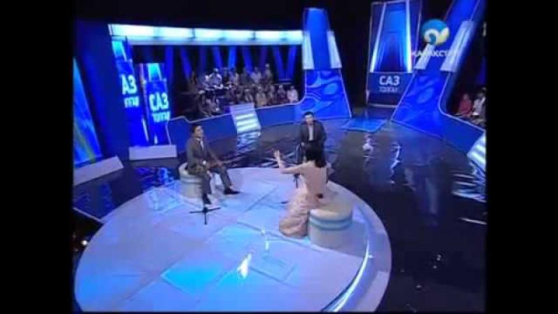 Күйші Айгүл Үлкенбаева - Теріс қақпай күй ( Есбайдың күйі)