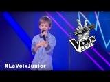 La Voix Junior  Marc-Antoine Brunelle  Auditions