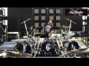 8 year old Alex Shumaker playing Florida Georgia Line Drummer Sean Fuller's Kit