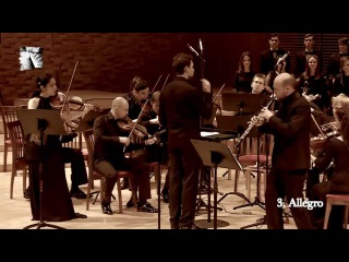 The Russian Conservatory - J.S. Bach Concerto for Violin and Oboe in C minor, BWV1060 3. Allegro