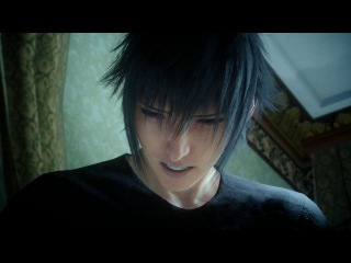 "Final Fantasy XV - Chapter 10: Noctis Wakes Up To Ignis Scientia Blind ""She Has Passed"" Cutscene"