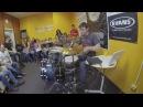Alexander Karpukhin REAL BODRIT Быть или не быть drum cover