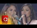 ASAP Sarah and Yeng perform their newest song collaboration Kaibigan Mo on ASAP