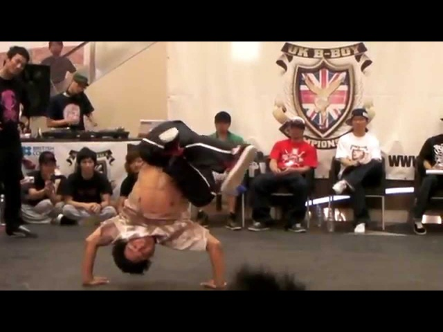 【ブレイクダンス】JAPAN B-BOY Vol2【PowerTricks】