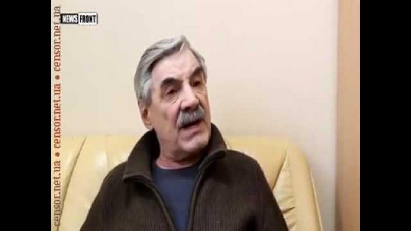 Панкратов-Чорний поскаржився на бандерівців в аеропорту і запропонував захопит...