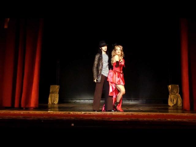 2012 мюзикл Элизабет Салон мадам Вольф