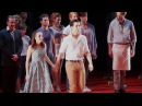 WEST SIDE STORY TRAILER ed APPLAUSI FINALI all'OPENING NIGHT MILANO TEATRO MANZONI 29 9 2016