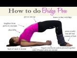 Bridge Pose (FitABS - Yoga Pose)