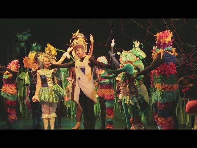 Муха Цокотуха детская опера (мюзикл) Владимира Назарова