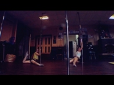 Lez Go - Monista(Remix), Larovski&Nadya Spichka.