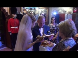 Встреча молодожен Церемония зажения семейного очага Руслан и Дарья 27.01.2017