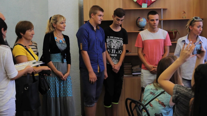 Молодежный центр Фундук ДТДиЮ г. Павлоград