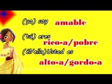 Испанский язык для начинающих за 10 минут БЕСПЛАТНО от ШКОЛЫ FL Кристины Франц