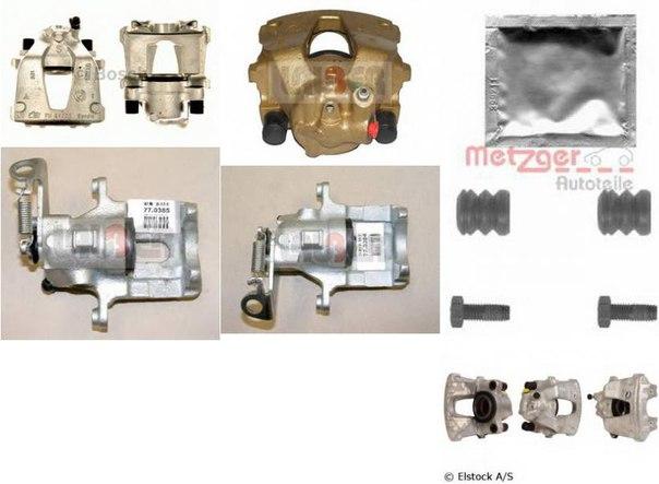 Тормозной суппорт для ALFA ROMEO GTV (916C_)