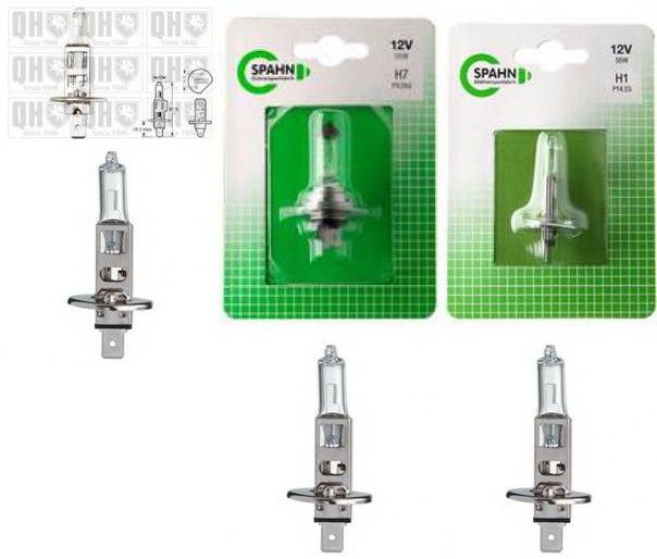 Лампа накаливания, фара дальнего света; Лампа накаливания, основная фара; Лампа накаливания, противотуманная фара; Лампа накаливания, фара дальнего света для ALFA ROMEO MITO (955)