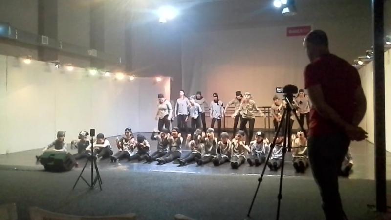 Пираты, театр-студия Задверье