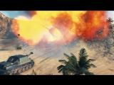 Танкующие мертвецы. Моменты из World of Tanks.