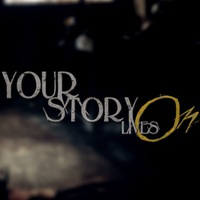 Логотип  Your Story Lives On 07.08 М2 20:00