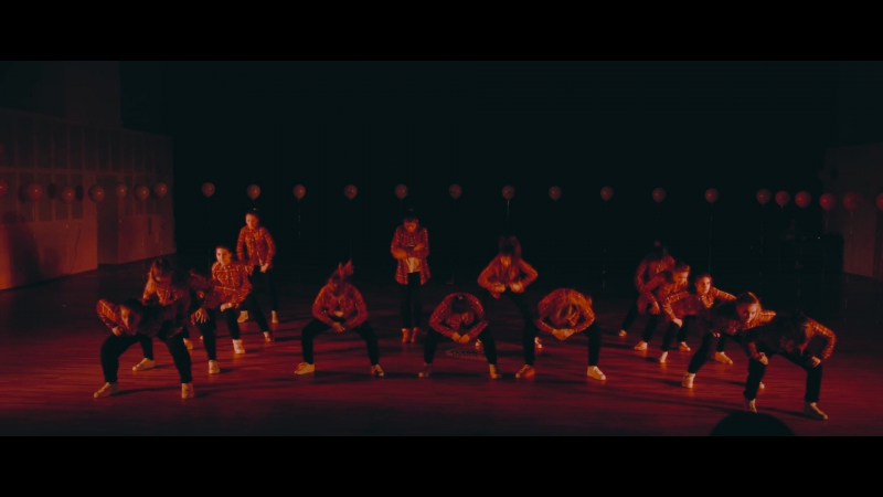 14. Flying Stars - Girl'sFun (Street Dance, средняя группа Солдак Елены)