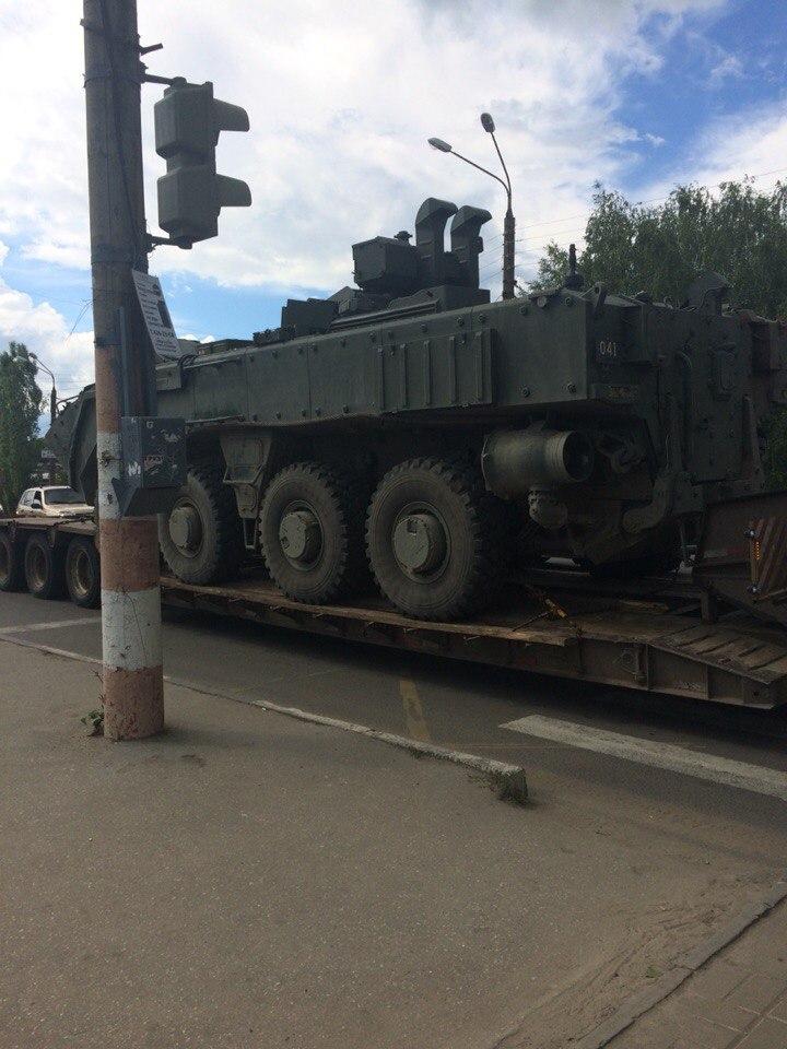 Análisis Militares: Más retoques en el Bumerang ruso ...