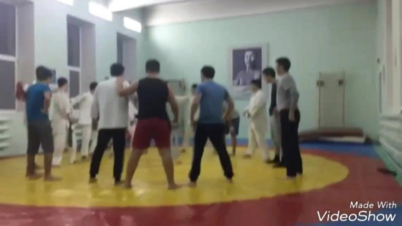 Джиу - джитсу Мед.универ Астана