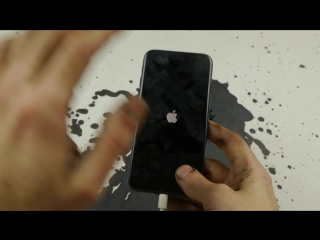 How Does iPhone 7 React To Magnetic Ferrofluid