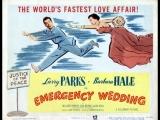 Emergency Wedding (1950) Barbara Hale, Larry Parks