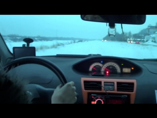 Нижегородский Тест-Драйв (НТД) Тойота Ярис 2006 г.в