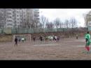 із гри ФК Новожуків - ФК Верхівськ