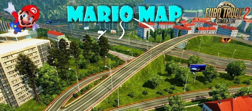 Карта Mario v12.3
