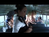 Учителя и школьницы устроили оргию в автобусе Teachers Angelina Armani, Jesse Jane, Katsuni, Riley Steele, Stoya порно инцест цп