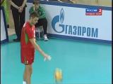 28.09.2011. Волейбол. Суперкубок России 2011. Локомотив (Новосибирск) - Зенит-Казань