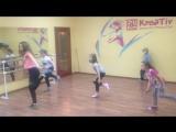 Street Dance (7-11 лет) с Анастасией Бородиной