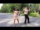 Зажигательный современный свадебный танец микс.