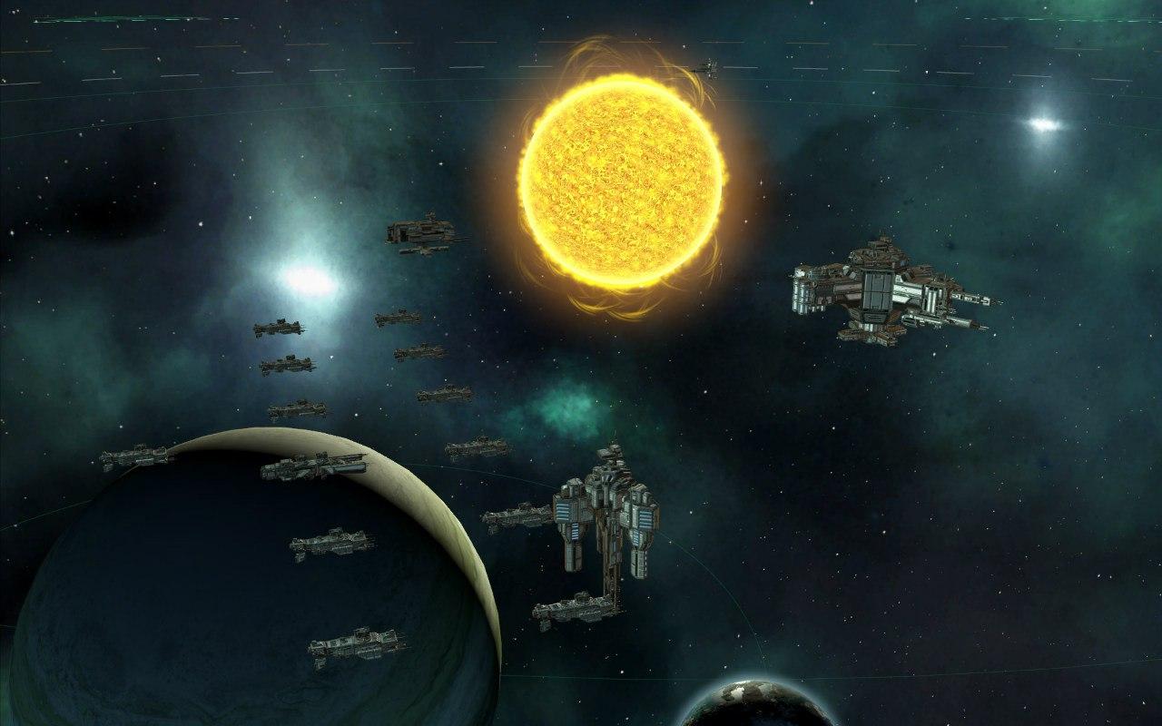 Stellaris (2016) PC - Скриншот 3