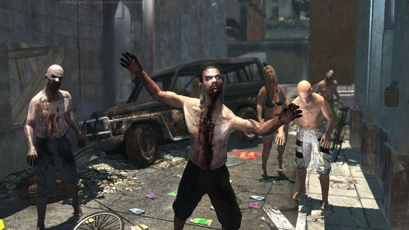 Dead Island: Game of the Year Edition (2012) PC - Скриншот 2