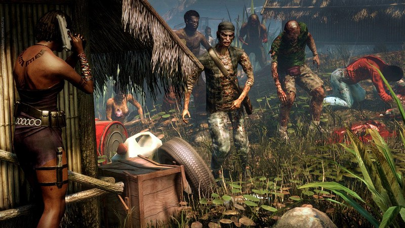 Dead Island: Game of the Year Edition (2012) PC - Скриншот 1