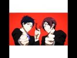 •○Anime Vine○Вольный стиль! Free!○•