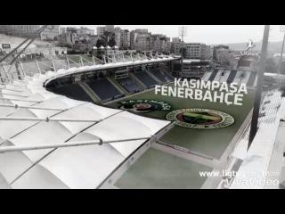 Fenerbahçe-Kasımpaşa. Sezon-2015/16. 4ve21 haftanın golleri