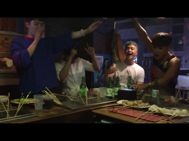 2PM Hands Up ☆ Acoustic DRUNK Version (TIPSY Live)