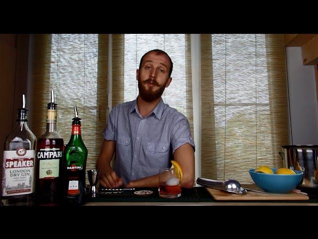 Негрони - состав и классический рецепт коктейля » Freewka.com - Смотреть онлайн в хорощем качестве