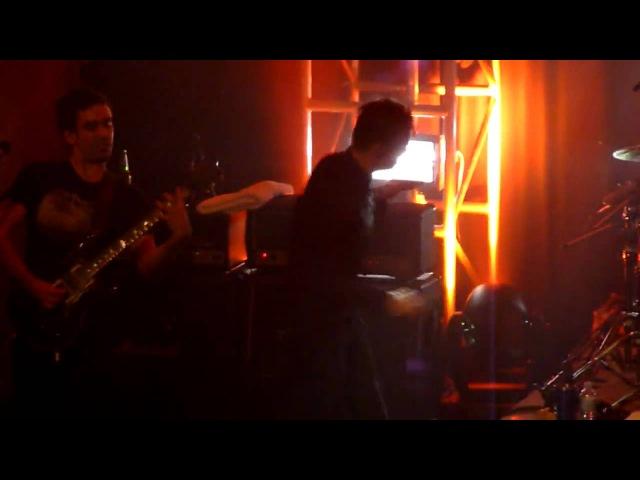 Karnivool- Caudal Lure Medicine Wears Off (Live @ Brisbane Hi-Fi Bar) (HD)